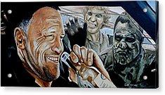 Merle's Last Stand Acrylic Print by Al  Molina