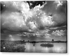 Merritt Island Acrylic Print