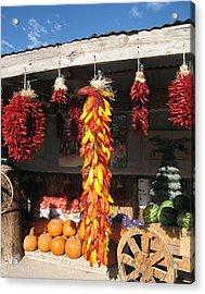 Mesilla Valley Harvest Acrylic Print