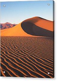 Mesquite Dunes 1-v Acrylic Print