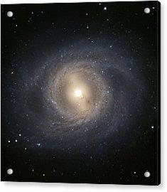 Messier 95 Galaxy Acrylic Print