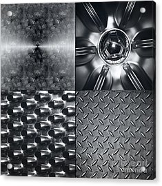 Metal Acrylic Print by Jacky Gerritsen
