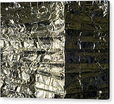 Metallic Reflection Acrylic Print