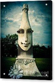 Metamorphosis Acrylic Print by Colleen Kammerer