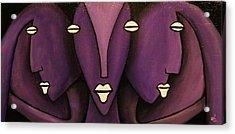 Metamorphosis  Acrylic Print by Edwin Alverio