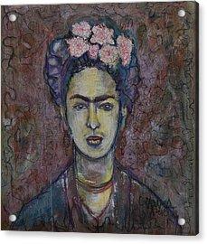 Metamorphosis Frida Acrylic Print