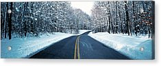 Metro Park Road Oh Usa Acrylic Print by Panoramic Images