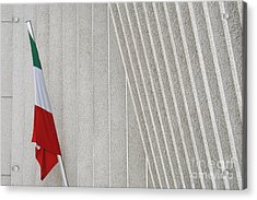 Mexican Embassy In Berlin Acrylic Print