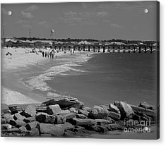 Mexico Beach Florida Acrylic Print
