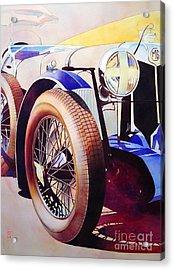 MG Acrylic Print by Robert Hooper