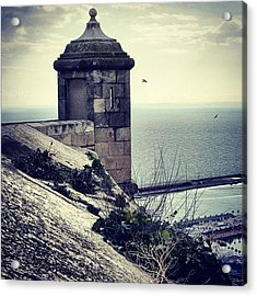 #mgmarts #spain #alicante #view #nature Acrylic Print