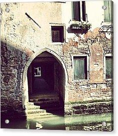 #mgmarts #venice #italy #europe Acrylic Print