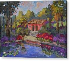 Mi Casa Es Su Casa Acrylic Print