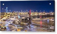 Miami Airport Acrylic Print