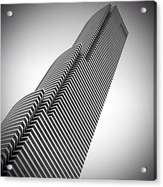Miami Tower - Miami ( 1986 ) Acrylic Print