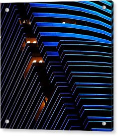 Miami Tower - Miami ( Details ) Acrylic Print