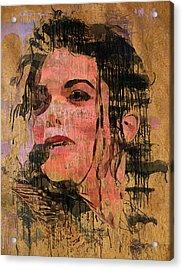 Michael Atmosphere Acrylic Print