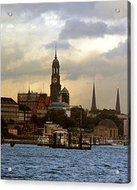 Michel Acrylic Print by Peter Norden
