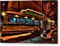 Mickey's Diner St Paul Acrylic Print