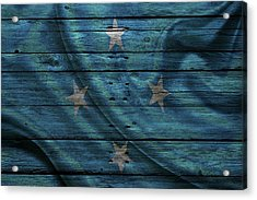 Micronesia Acrylic Print