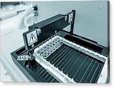 Microplate Reader Acrylic Print