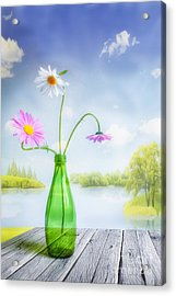 Mid Summer Acrylic Print