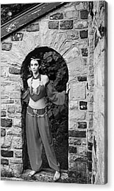Middle Eastern Princess 2 Acrylic Print by Stephanie Grooms