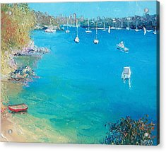 Middle Harbour Sydney Acrylic Print