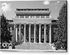 Middle Tennessee State Kirksey Old Main Acrylic Print by University Icons
