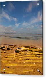 Midnight Beach - Bali Acrylic Print