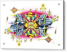 Midorian Acrylic Print