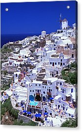 Midsummer Acrylic Print by Aiolos Greek Collections