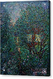 Midsummer Night Acrylic Print