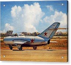 Mig-15 Acrylic Print