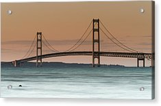 Mighty Mac Acrylic Print by Thomas Pettengill