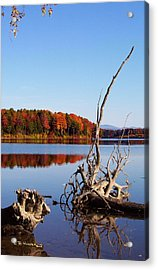 Mighty Missisquoi II Acrylic Print