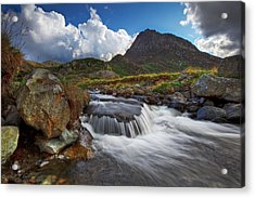 Mighty Tryfan  Acrylic Print