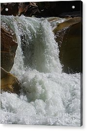 Mighty Waters Acrylic Print