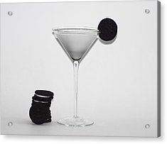 Milk And Cookies Acrylic Print by Bill Cannon