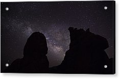 Milky Way Over The Seven Sisters 5  Acrylic Print