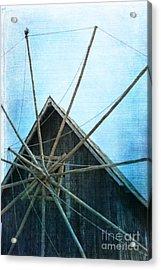 Mill  Acrylic Print by Lali Kacharava