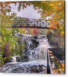 Mill Pond Park Acrylic Print