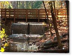 Mill Pond Acrylic Print
