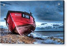 Millie G Wreck Acrylic Print
