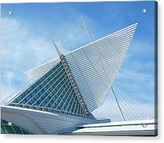 Milwaukee Art Museum Acrylic Print