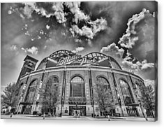 Milwaukee Brewers Miller Park 7 Acrylic Print