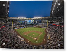 Milwaukee Brewers Acrylic Print