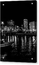 Milwaukee Downtown Third Ward Acrylic Print