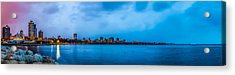 Milwaukee Skyline - Version 2 Acrylic Print