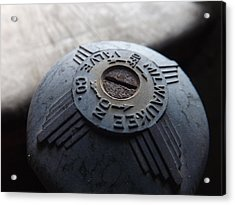 Milwaukee Valve Co. Acrylic Print